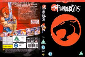 Thundercats R2 Cover