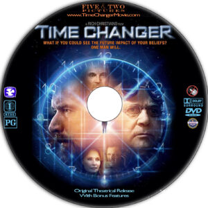 Time Changer dvd label