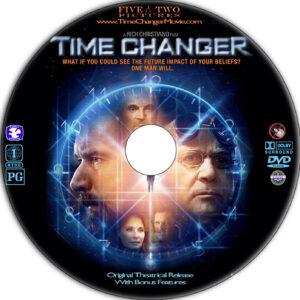 Time Changer dvd label