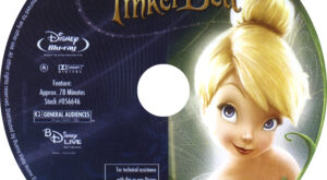 Tinkerbell (Blu-ray) Label
