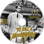 To Kill a Mockingbird (1962) R1 Custom Label