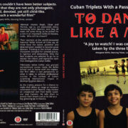 To Dance Like A Man (2014) DVD Cover