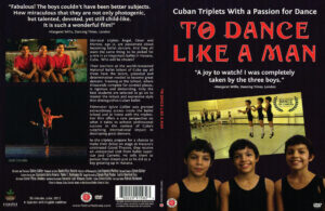 To Dance Like A Man dvd cover
