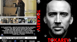 Tokarev DVD Cover