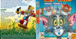 Tom And Jerry Mouse Trouble dvd cover
