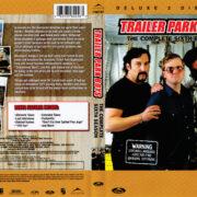 Trailer Park Boys: Season 1-2-3-4-6 DVD Covers