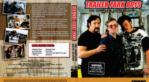 Trailer Park Boys dvd cover