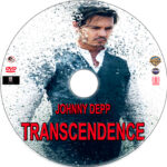 Transcendence (2014) R1 Custom Label