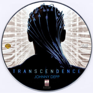 transcendence dvd label