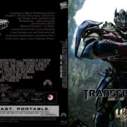 Transformers: Age of Extinction (2014) R0 Custom Blu-Ray