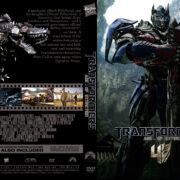 Transformers: Age of Extinction (2014) R0 Custom