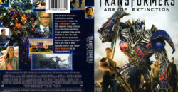 Transformers: Age of Extinction dvd cover