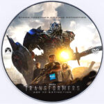 Transformers: Age of Extinction (2014) Custom Label