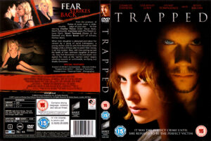 Trapped R2 Cover