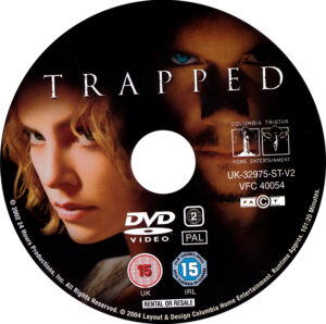Trapped R2 Disc