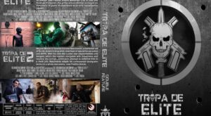 Tropa de Elite dvd cover