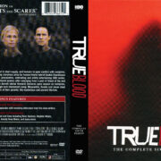 True Blood: Complete Sixth Season (2013) R1 DVD Cover