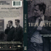 True Detective: Season 1 (2014) R1 DVD Cover