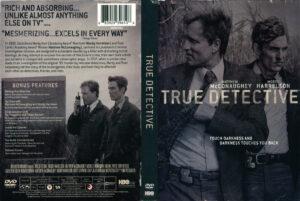 True Detective dvd cover