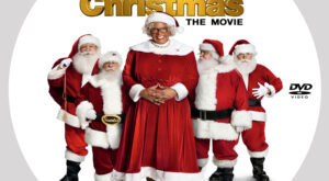Tyler Perry's A Madea Christmas dvd label