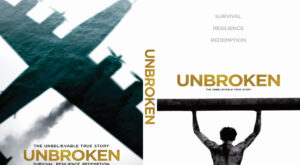 Unbroken dvd cover