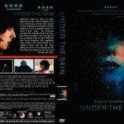 Under the Skin (2013) R1 Custom DVD Cover