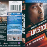 Unstoppable (2010) Blu-Ray Cover