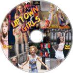 Uptown Girls (2003) R1 Custom DVD Label
