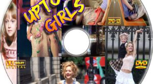 Uptown Girls dvd label