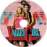 Valley Girl (1983) R1 Custom Label