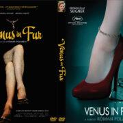 Venus in Fur (2013) Custom DVD Cover