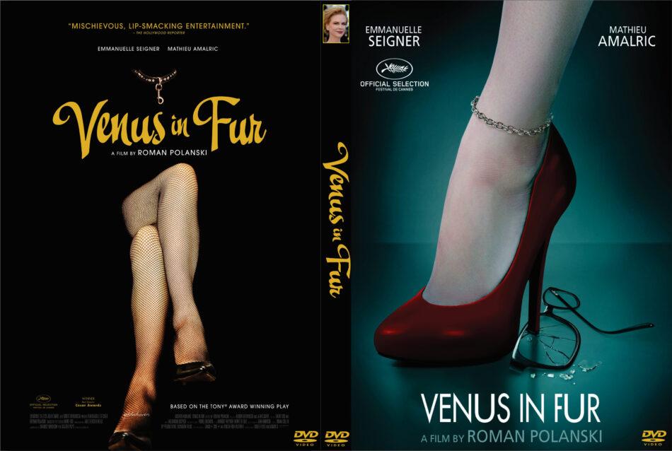 Venus in Fur dvd cover