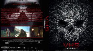 V/H/S: Viral dvd cover
