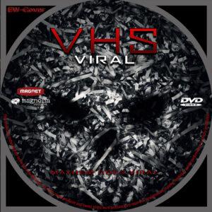 V/H/S: Viral dvd label