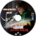 Victor And The Secret Of The Crocodile Mansion (2012) R1 Custom Label