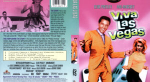 Viva Las Vegas dvd cover