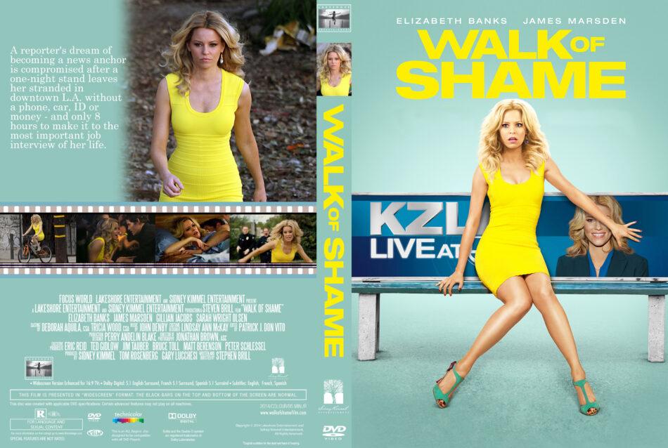 Walk of Shame dvd cover