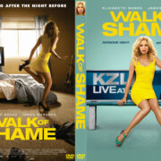 Walk of Shame (2014) Custom DVD Cover