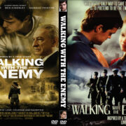 Walking with the Enemy (2013) Custom DVD Cover