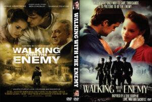 Walking with the Enemy dvd cover