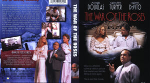 War of the Roses dvd cover