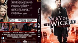 Way of the Wicked dvd cover