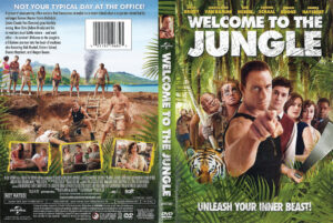Welcome to the Jungle dvd cover