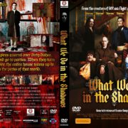 What We Do In The Shadows (2014) R0 CUSTOM Covers & Labels