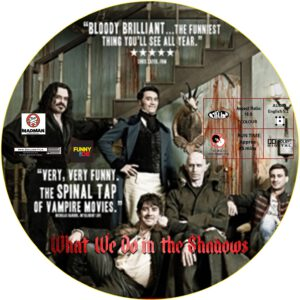 WHAT WE DO IN THE SHADOWS dvd label