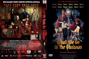 WHAT WE DO IN THE SHADOWS dvd cover
