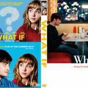 What If (2014) Custom DVD Cover
