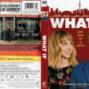 What If (2014) R1 DVD Cover