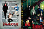 What We Do in the Shadows (2014) Custom DVD Cover