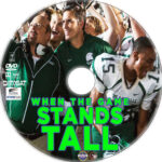 When the Game Stands Tall (2014) R1 Custom Label Art